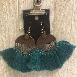 Jewelry - Tassel Earings !